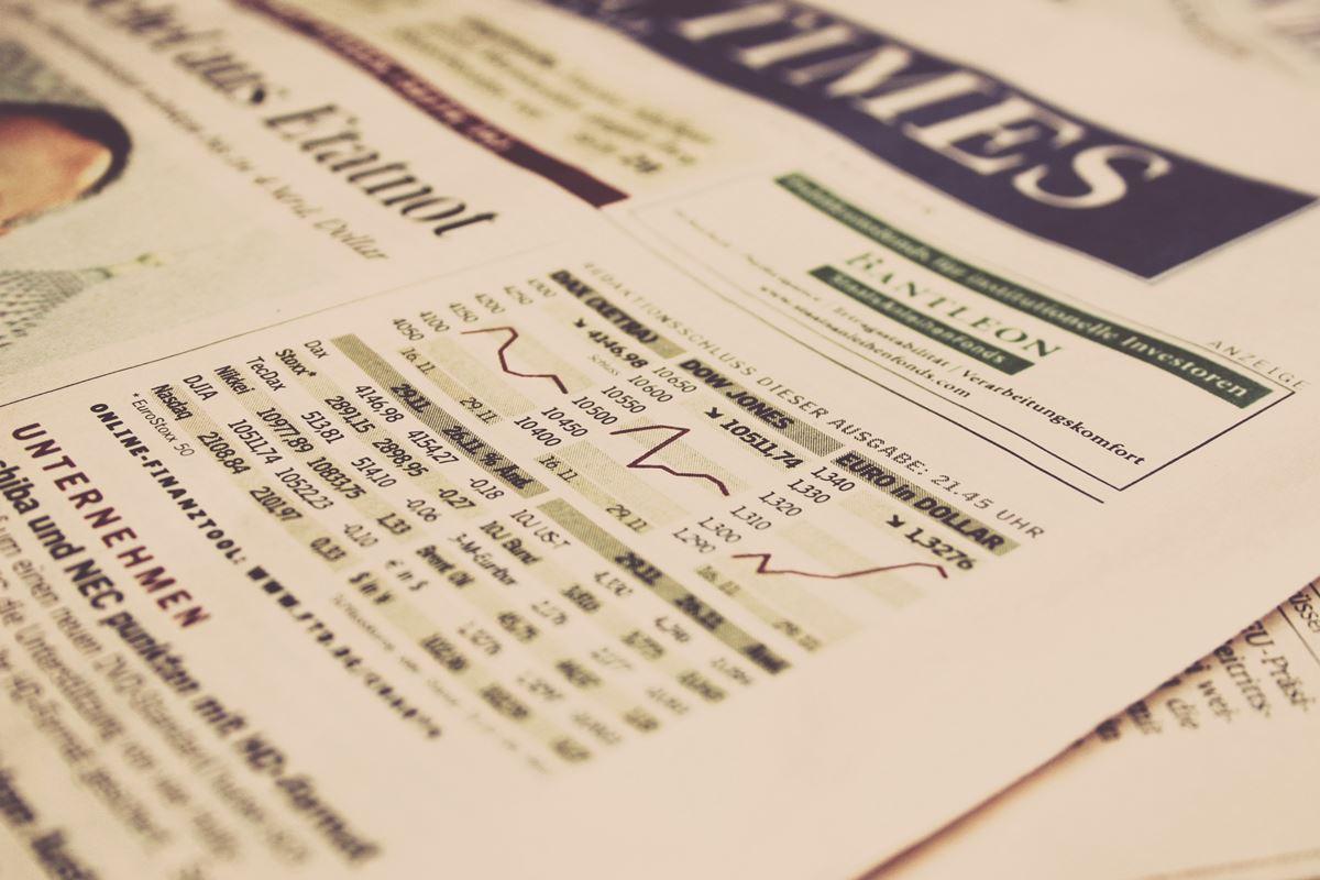 Bonds & Commodities - Financial WordPress Theme